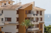 021, Beachfront apartments in Punta Prima, Alicante, Spain