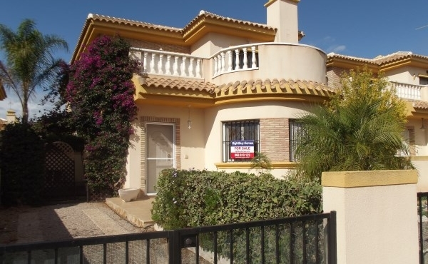 ** CURRENTLY RENTED SO COMPLETION APRIL 2018 ** Rent To Buy Detached Villa In Roldan