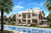 Ref: ES 035, Top Floor Ground Floor New Build Apartments In Los Altos, Torrevieja