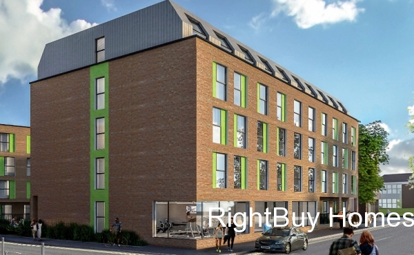 Studio Accommodation for the UK's 8th largest University with 8% assured net yield for 5 years