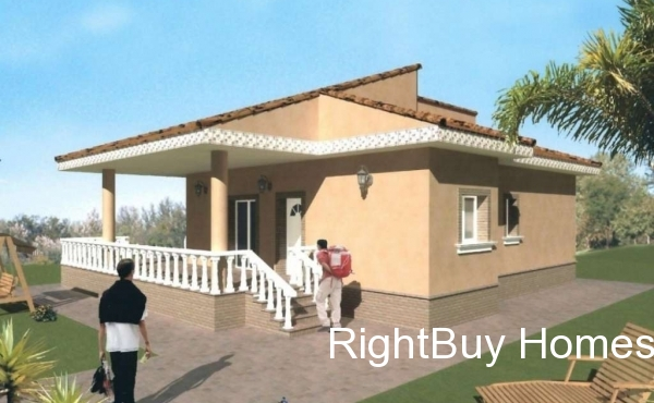 Beautiful new build villas for sale in Pinoso, Alicante