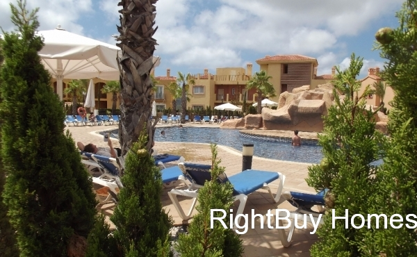 Two bed apartment in La Manga Club with a limited time offer guaranteeing 5% returns on your rental income for 4 years.