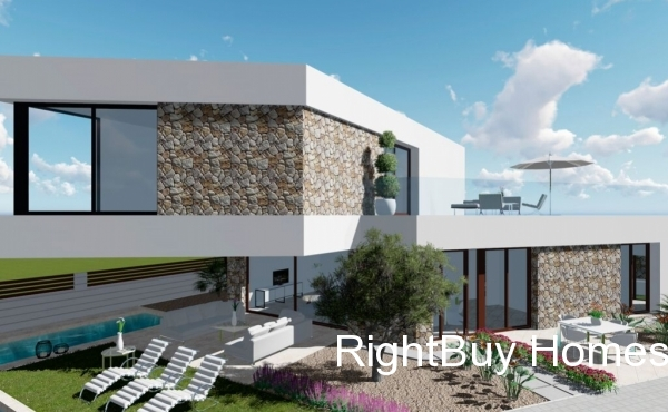 Bespoke Villas For Sale Prices Start From €334.900