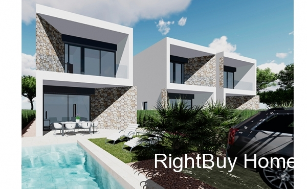 New Build Off Plan Villas Prices Start From €329.000