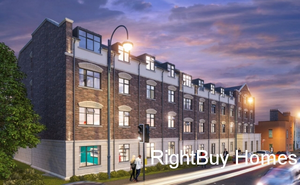 Student accommodation with assurred 3 year guarantee at 8% net yield
