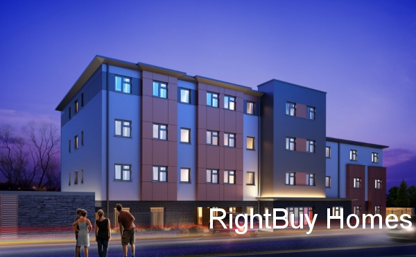 Student accommodation in Plymouth with assured 3 year guarantee at 8% net