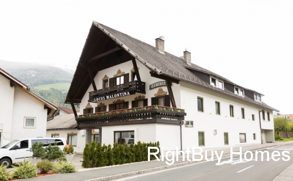 Hotel room investment opportunity in Austria prices from €59,000