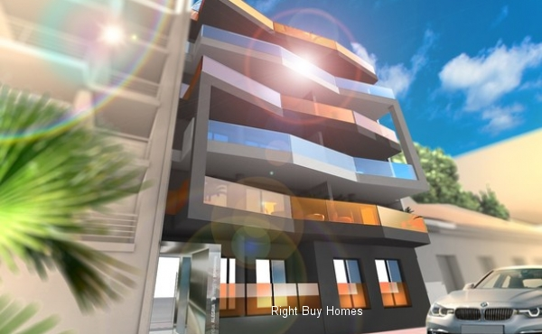 New Build Apartments In Torrevieja Prices Start From €169.900