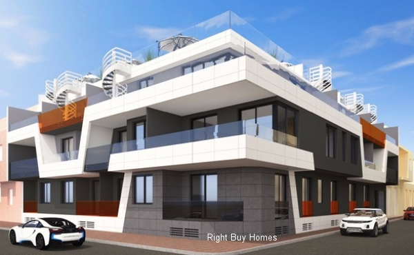 New Build Apartments In Torrevieja Prices Start From €125.000