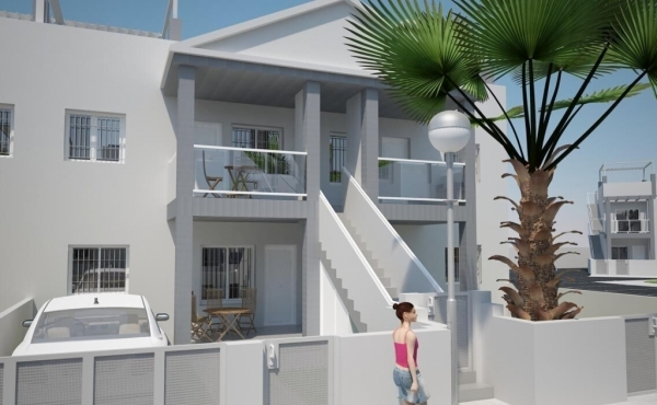 New build development in La Florida, Prices Start From €112.000