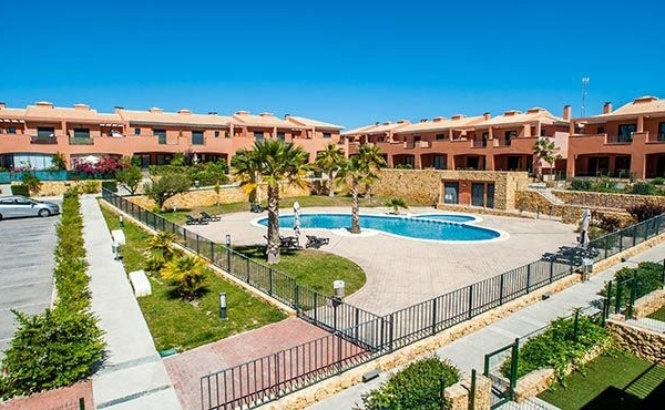 3 bed townhouses for sale in Brisas de Alenda Golf, Elche