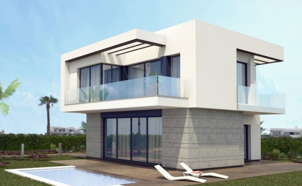 Fabulous new build villa in Vistabella golf, Alicante