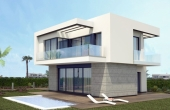 Ref: ES023,  Fabulous new build villa in Vistabella golf, Alicante