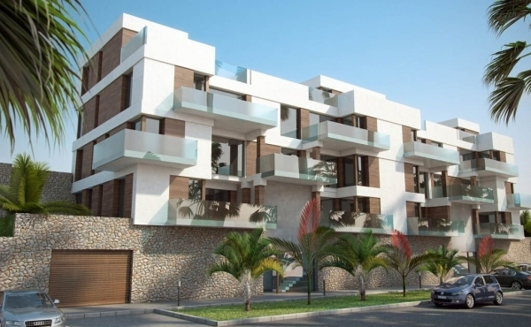 Luxury new build apartments for sale in Algorfa