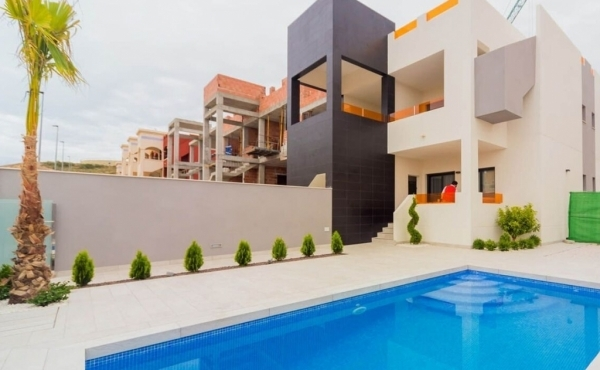 Beautiful new build apartments in Los Altos, Orihuela Costa