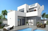 Ref: ES012, New build villas for sale in Benijofar, Alicante