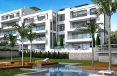 Ref: ES015, Premium new build golf apartments for sale in Las Colinas, Alicante