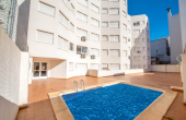 Ref: ES039, 2 bed 1 bath apartment in Torrevieja with 10% yield anticipated per annum or fixed at 5.5% Guaranteed