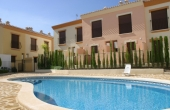 Ref: ES041, Development of beautiful 2 bed 2 bath townhouses prices from €93.500
