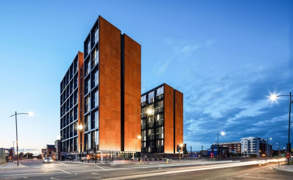 Residential buy to let investment in Liverpool with 7% for 1st 2 years.