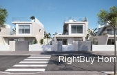Ref: ES050, New Build Off Plan Villa Prices Start From €399.000
