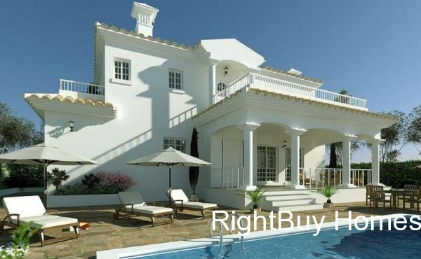 Stunning new build villas for sale in Pinoso, Alicante