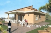 Ref: ES052, Beautiful new build villas for sale in Pinoso, Alicante