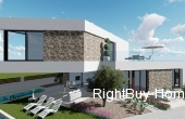 Ref: ES061, Bespoke Villas For Sale Prices Start From €334.900