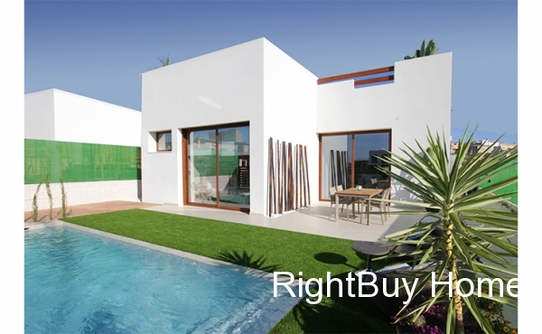 New Build Off Plan Villas Prices Start From €299.000
