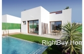 Ref: ES062, New Build Off Plan Villas Prices Start From €299.000