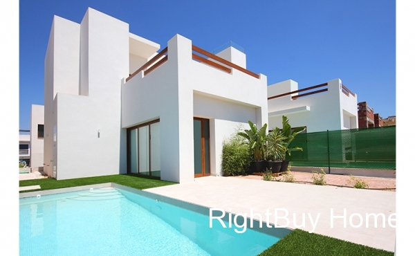 New Build Off Plan Villas Prices Start From €204.900