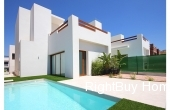 Ref: ES064, New Build Off Plan Villas Prices Start From €204.900