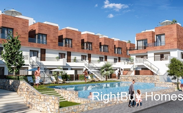*LAST UNIT REMAINING * Luxury apartments in Los Alcazares with communal pool prices from €159,900