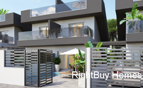 12 New Build Off Plan Villa in Torre De La Horadada