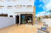 Ref: ES094, 3 bed 2 bath townhouses in Torrevieja 600m from beach