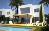 Ref: ES105, 3 bed villa for sale in Mar De Cristal 400M from the beach