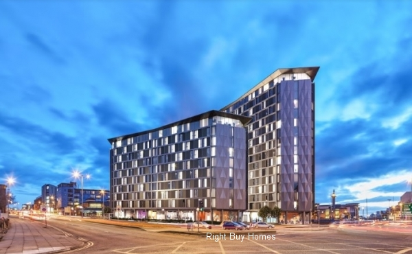 Student Accommodation in Liverpool with 9% net return paid for 5 years
