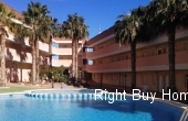 ES115, Nice 2 bedroom apartment with pool, beach terrace Palmeras de los Nietos-Murcia