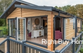 Ref: AV055, Luxury lodges in South West Scotland. Prices from £149,950