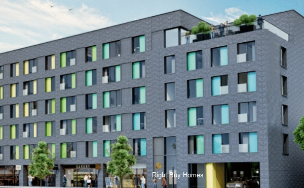 Luxury residential apartments in Birmingham. 8% Yield. Prices from £139,988.