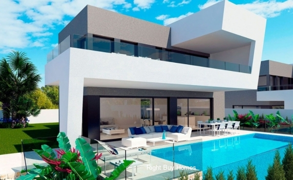 3 Bed 3 Bath Luxury Villa in Polop, Alicante. €450,000!