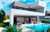Ref: ES137, 3 Bed 3 Bath Luxury Villa in Polop, Alicante. €450,000!