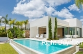 Ref: ES139, 4 Bed 5 Bath Luxury Villa in Orihuela, Alicante. €545,000