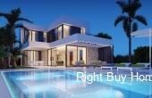Ref: ES140, 4 Bed 4 Bath Luxury Villa in Finestrat, Alicante. €560,000!