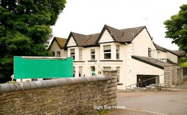 Residential Care Home in Blackwood, Wales. 8-10% Assured net. Investment starting from £64,999!