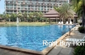 Ref: AV066, QUARTER FREEHOLD OWNERSHIP 1-bedroom condominium investment in world famous Pattaya, Thailand with fixed assured returns of 8% for first 3 years. Expected 10% plus per annum after year 3 in keeping with current market.