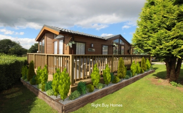 Holiday Lodges with 8% net per annum return for 10 years with fixed annual increases in Scarborough